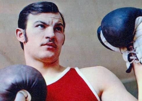 Советский боксёр Лемешев: хорошее начало карьеры!
