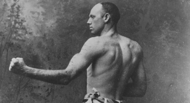 Легенда в истории бокса Боб Фитцсиммонс