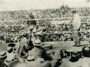 Джек Джонсон – легенда черного бокса