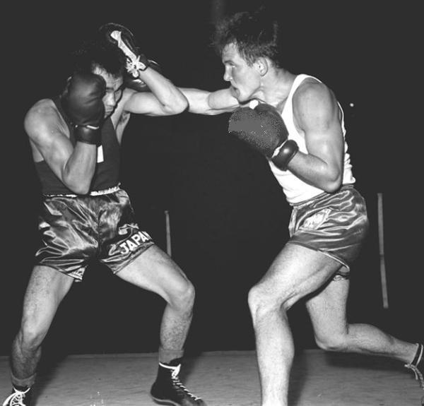 Великий польский боксер Ежи Кулей
