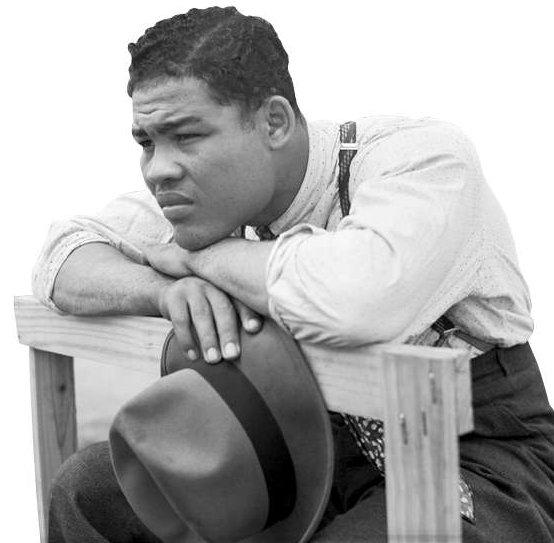 Трагичная история негритянского боксёра