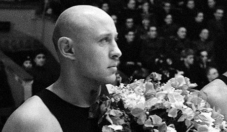 Советский боксер Николай Королев