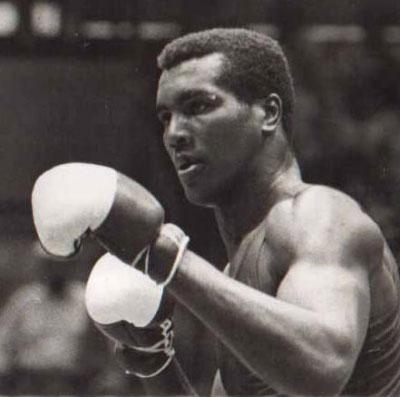 Легендарный кубинский боксер Теофило Стивенсон