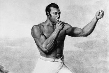 Легенда бокса Том Молино