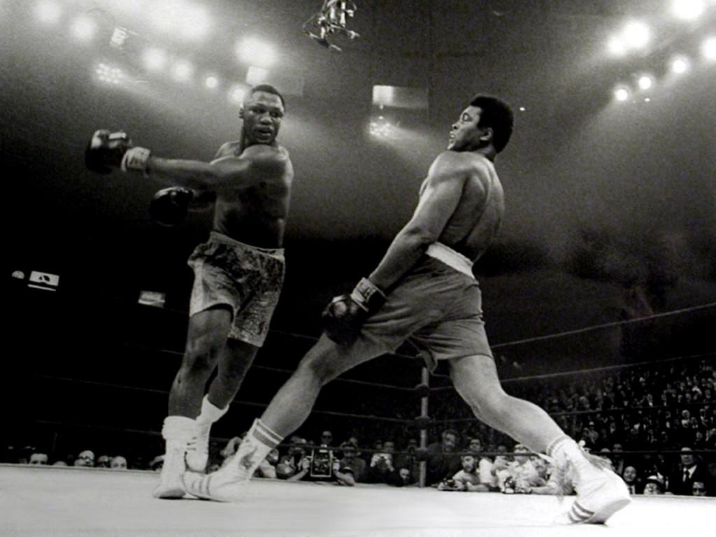 Бокс — таблица чемпионов