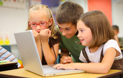Игры, интернет и дети