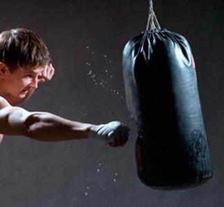 купить боксерский мешок в Киеве