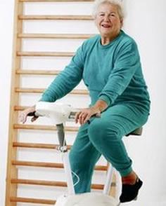 тренажеры для дома для пожилых людей