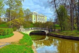История земель Ленинградской области