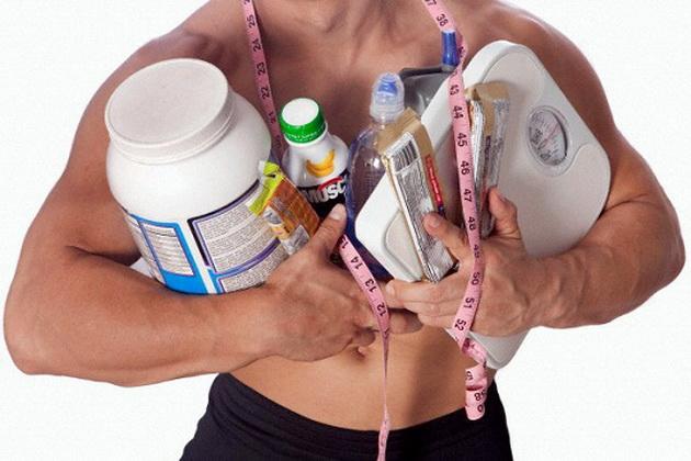 Cпортивное питание