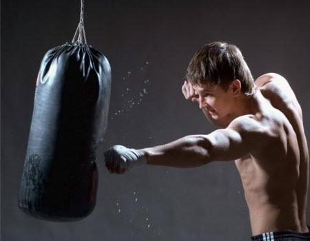 Бокс и тайский бокс: как тренироваться на дому