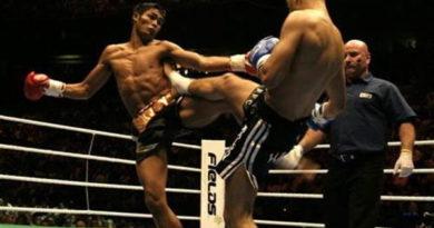 Спортивная экипировка для бокса