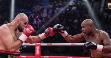 Последние новости професионального бокса в мире